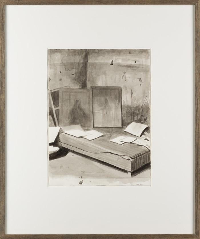 1994 Richard G Carlsson, Giacometti 2, 2011