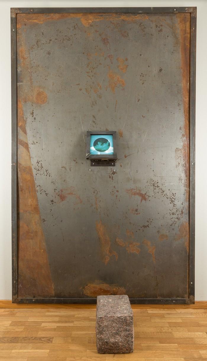 1986 Sissel Tolaas, Utan titel, installation i tre delar, 1990